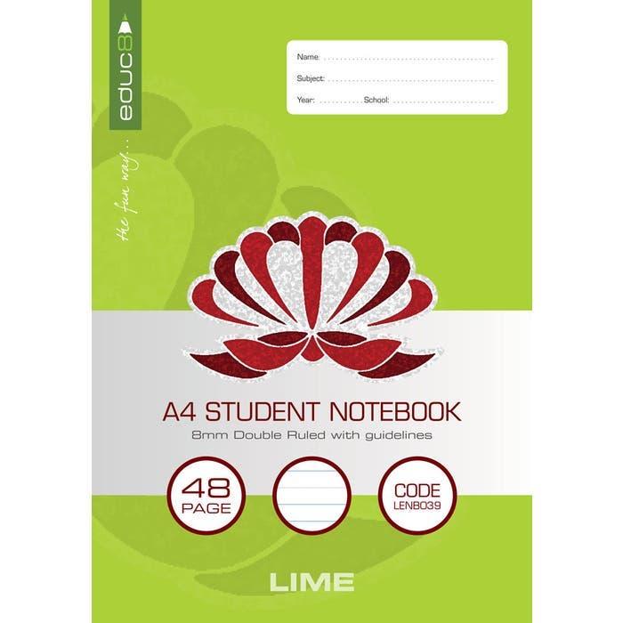 Student Notebooks